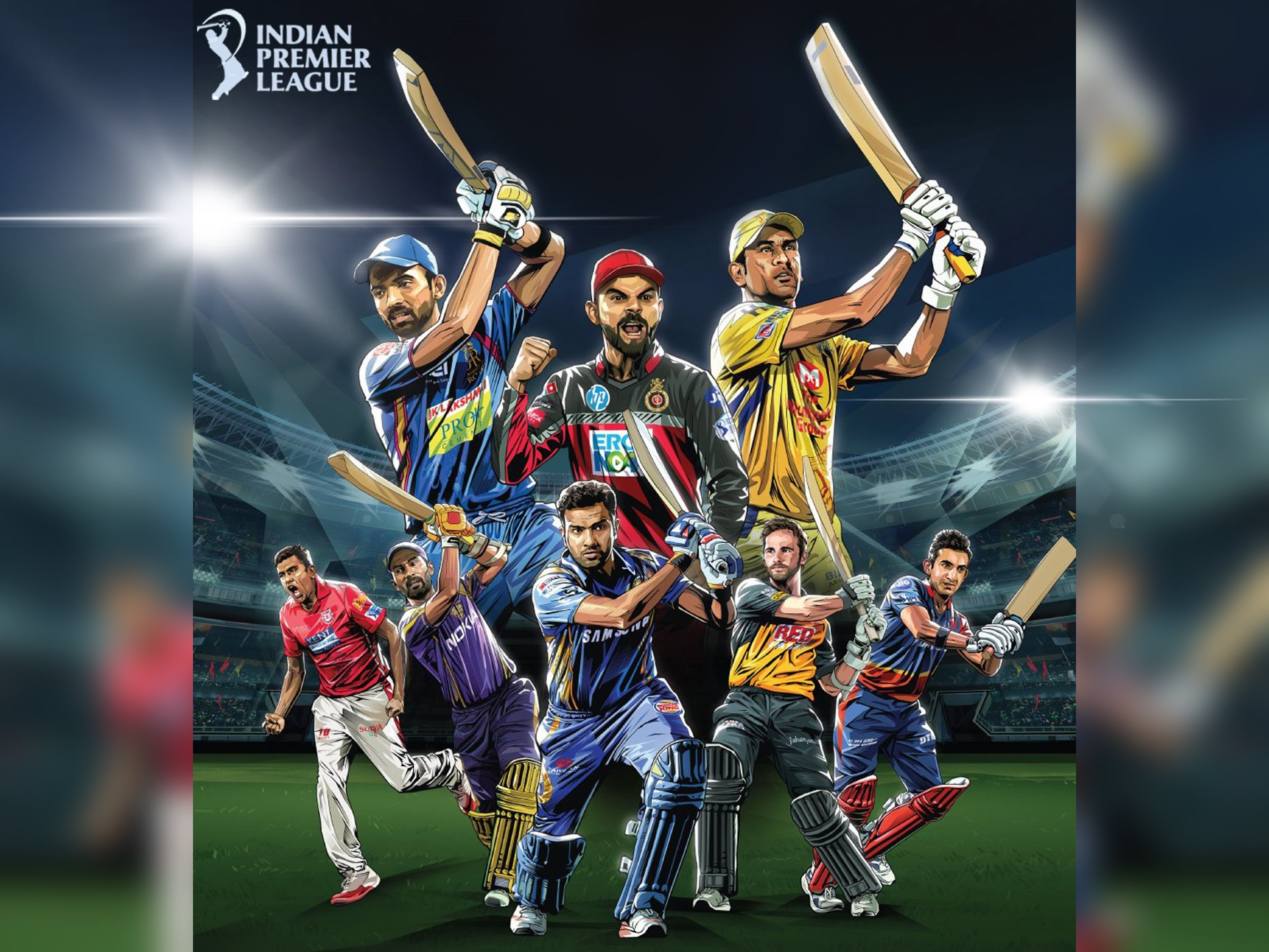 So it's no suprise that the bets and most profitable odds can be found during the IPL games.