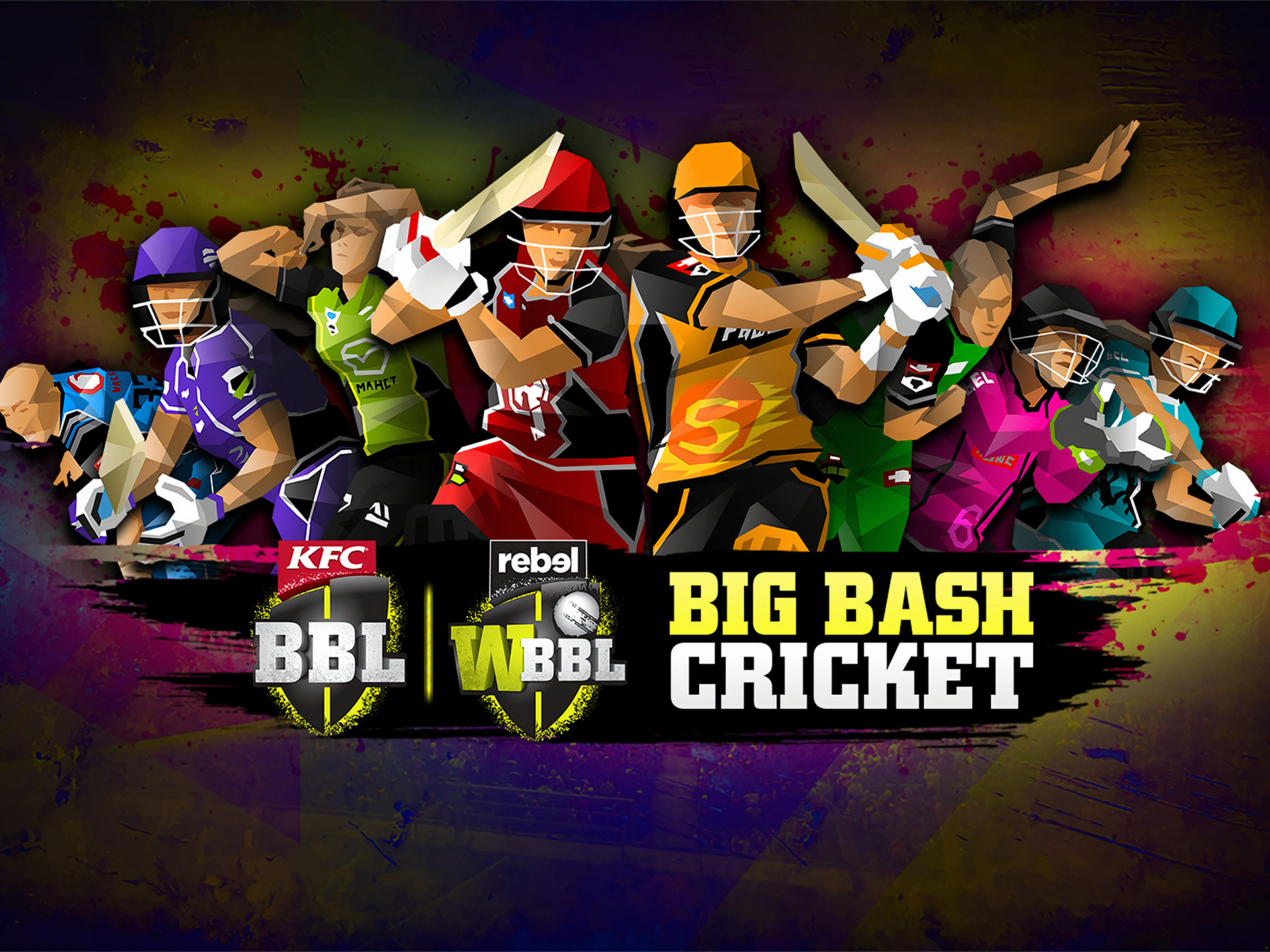You can place bets on Big Bash League after registering on the site