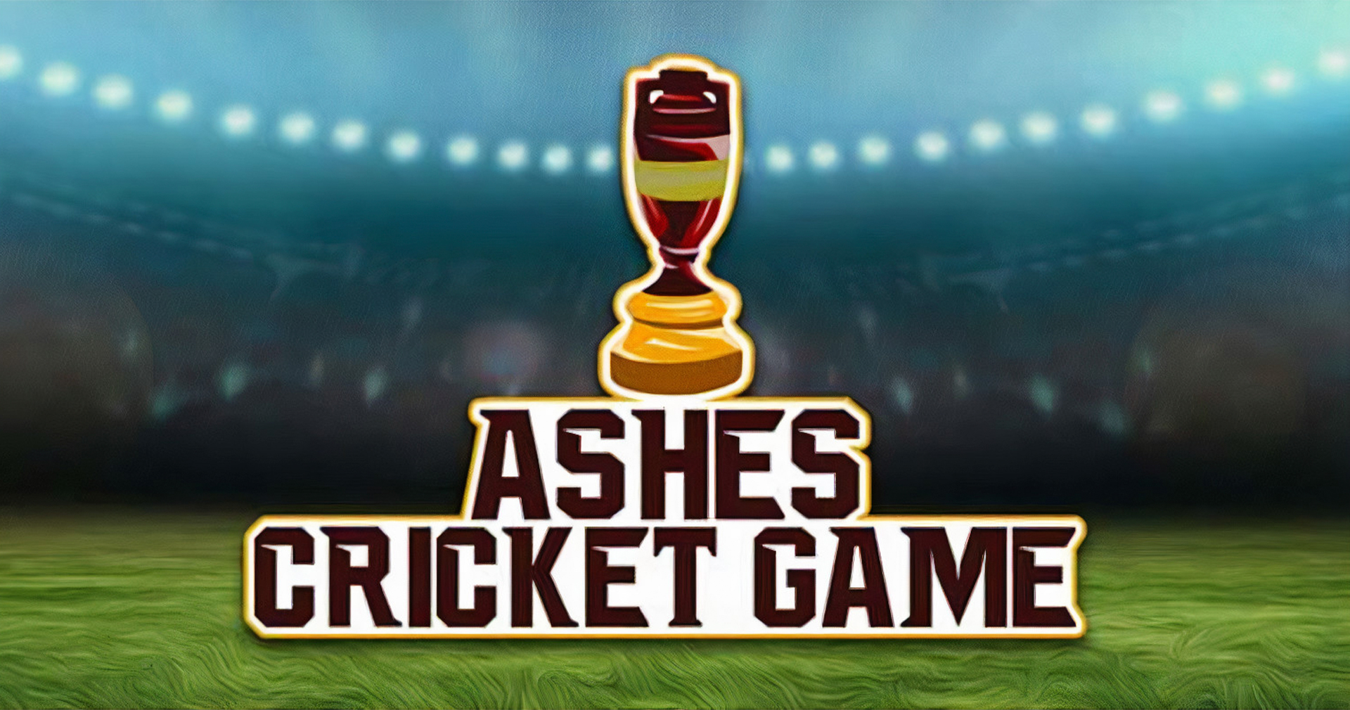 You can place bets on The Ashes Series after registering on the site
