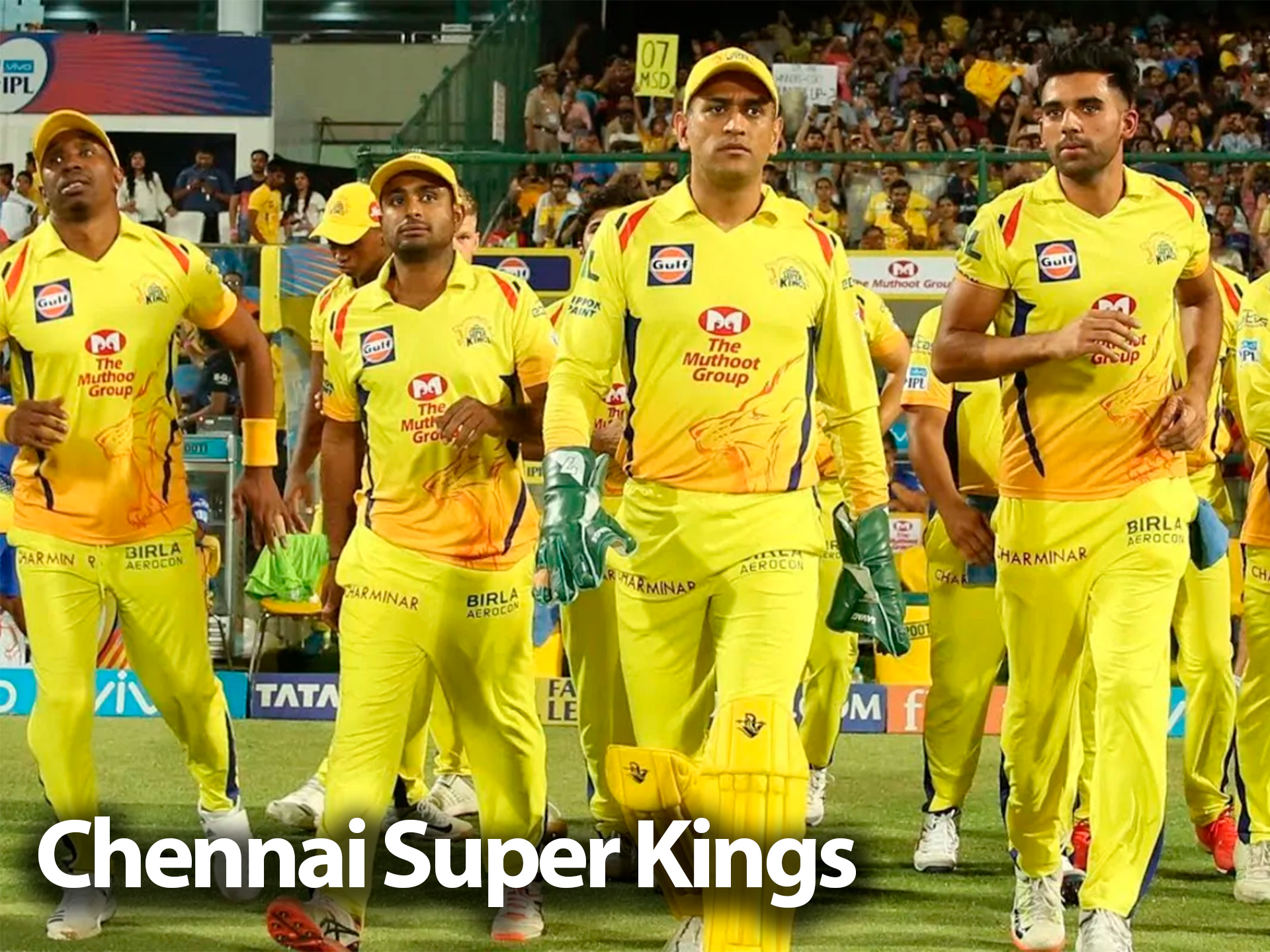 Watch the Chennap Super Kings perfomance and place bets at the best cricket betting sites.