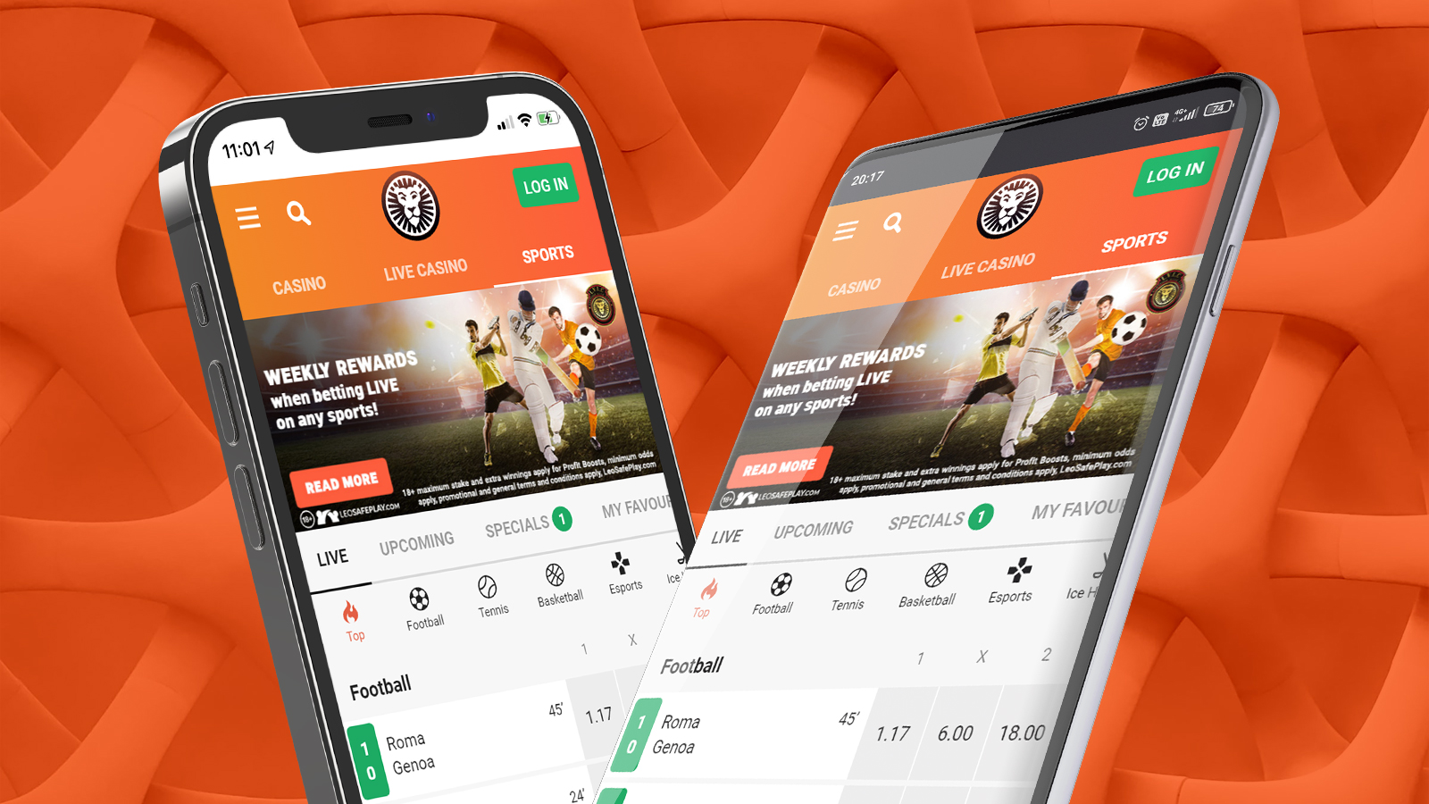 Cricket betting app allows you to palce bets whenever you want.