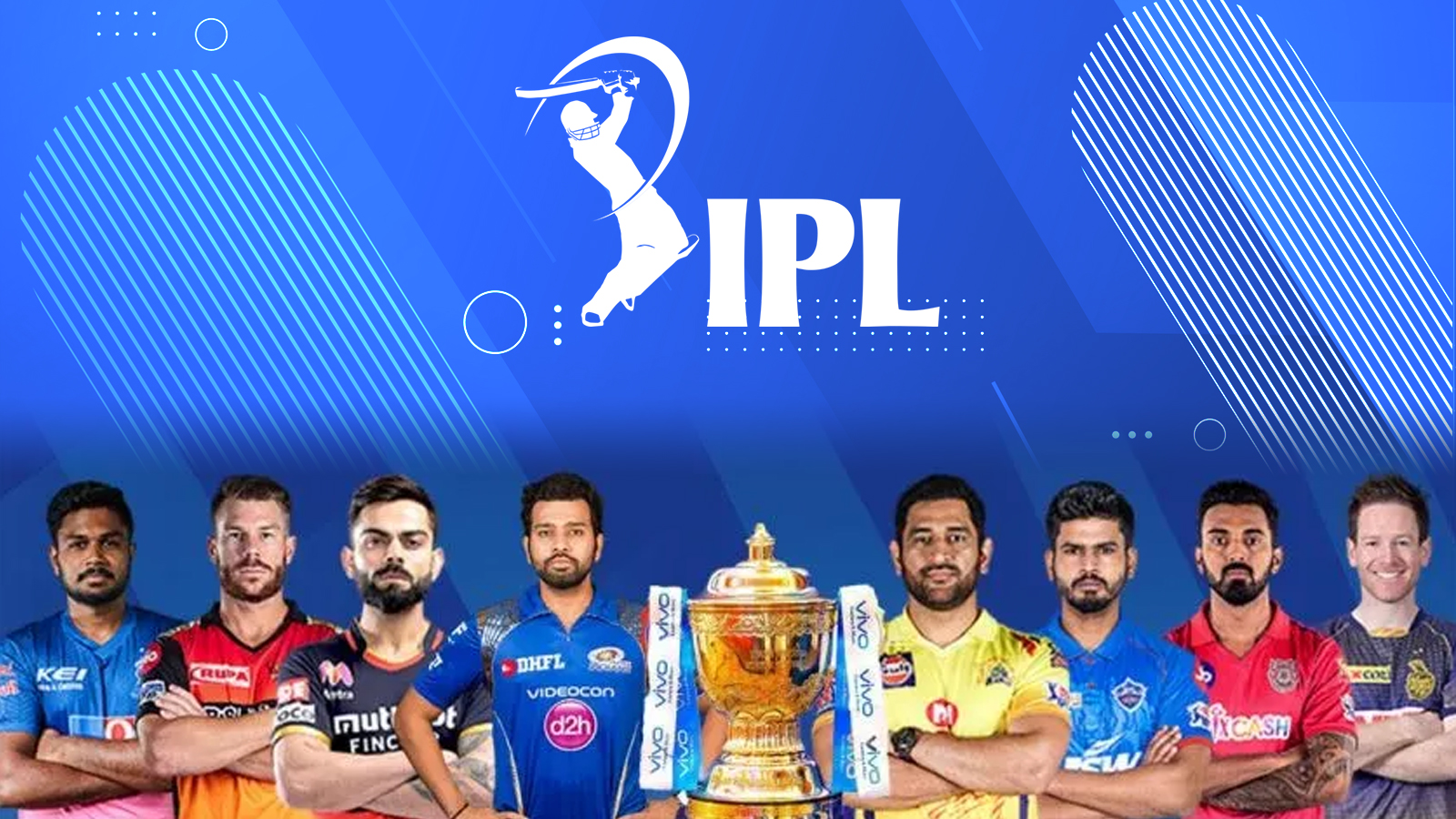 You shoul studu the structure of IPL well to place profitable odds at every stage.