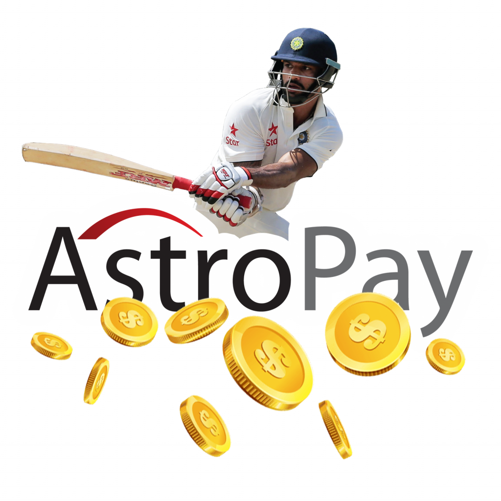 You can use Astropay to deposit your circket betting platform in Indian Rupees.