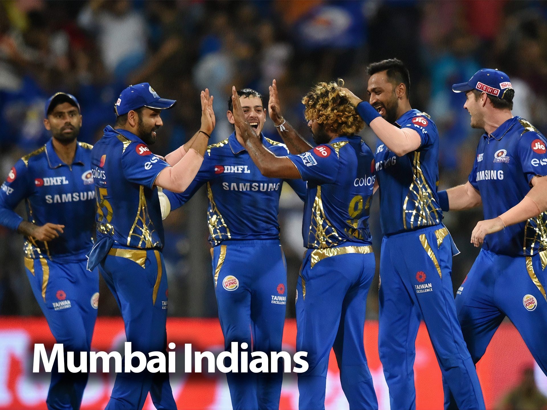 You choose different betting markets to try to win a lot from Mumbai Indians.