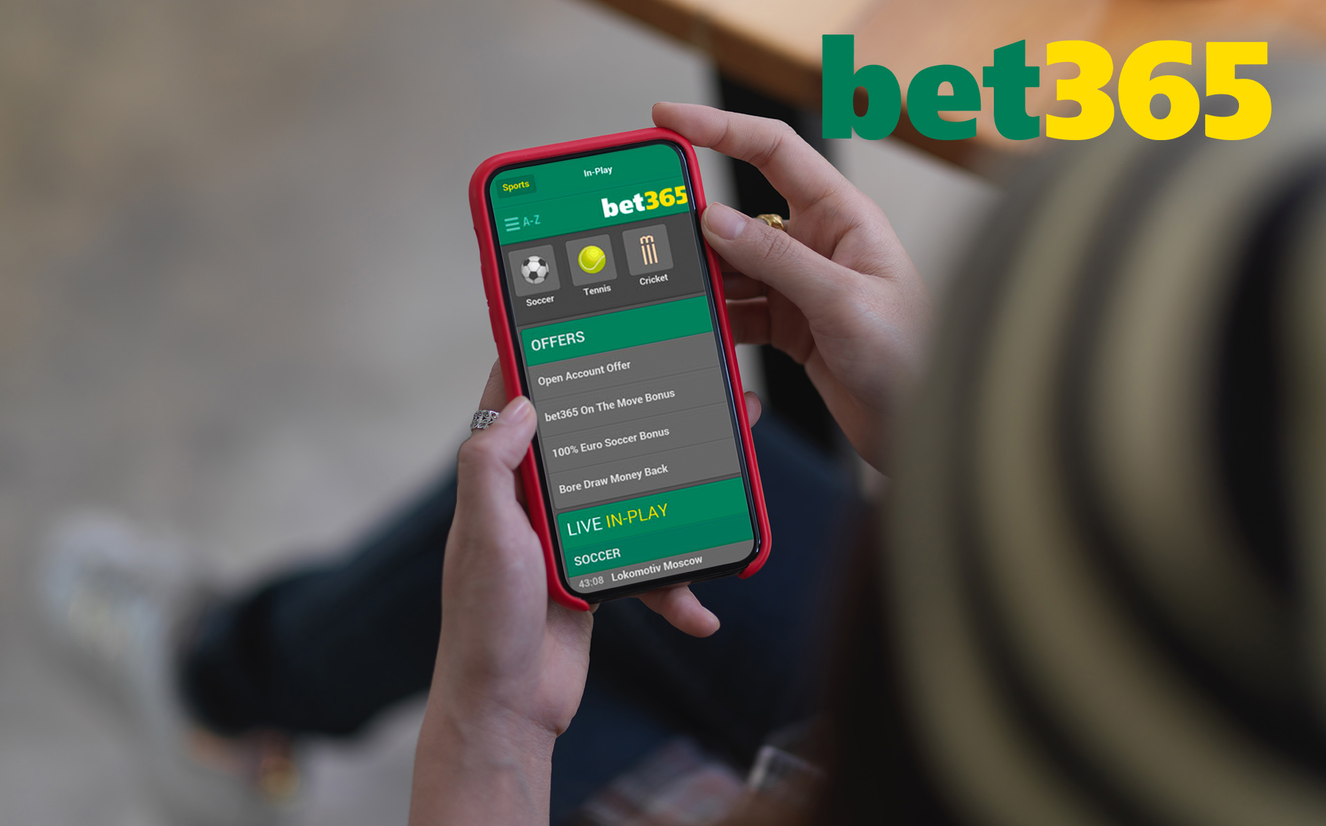 Bet365 app gives a great opportunity to watch IPL streams and bet live.