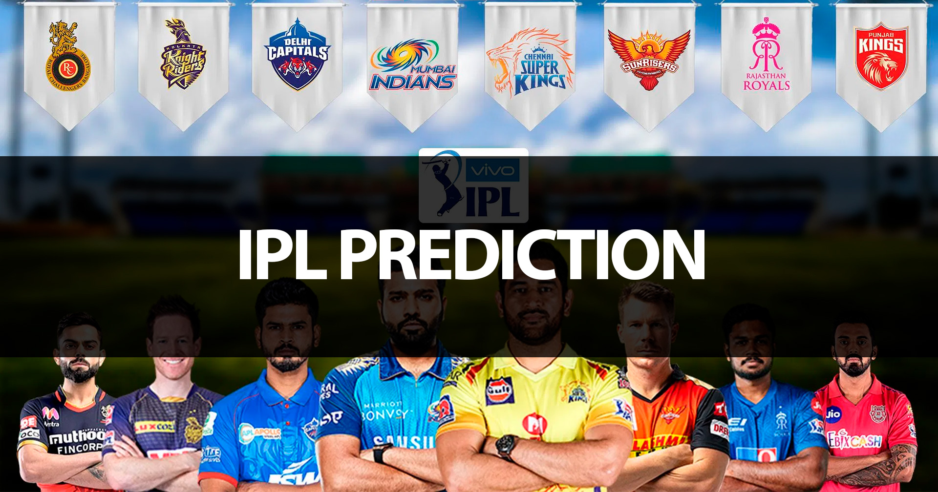Look for the IPL prediction and stufy it before cricket betting.