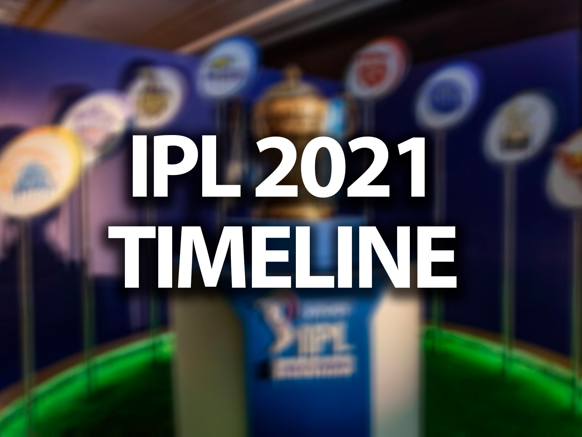 Follow the IPL schedule to bet on your fvorite cricket teams.