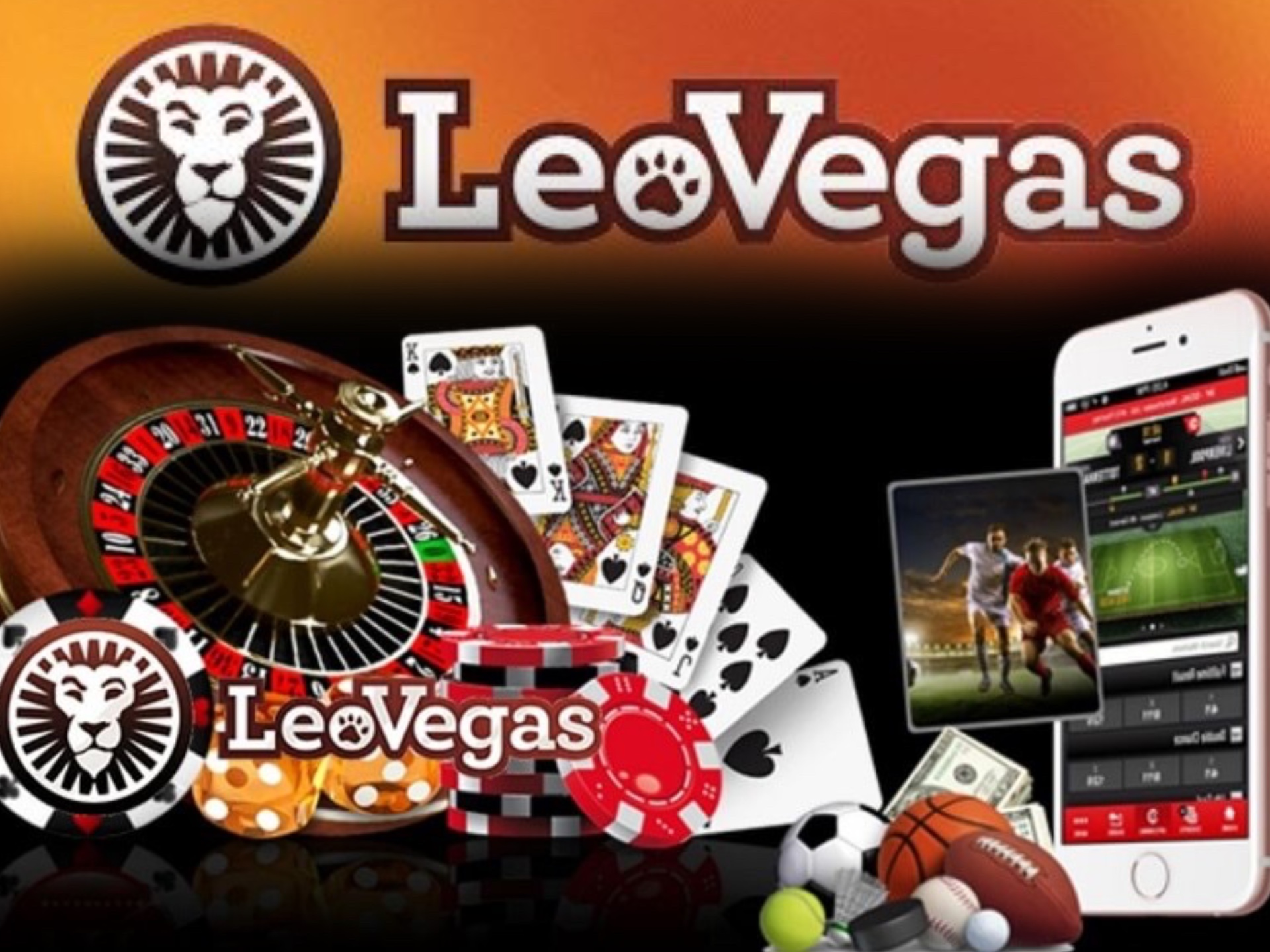 There are a lot of advantages at LeoVegas to bet there.