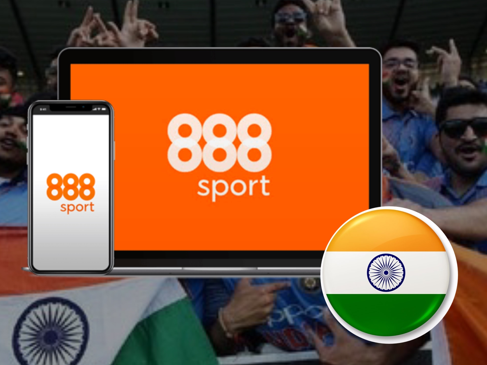 Register at 888sport and place cricket bets absoluteley safely and legally.