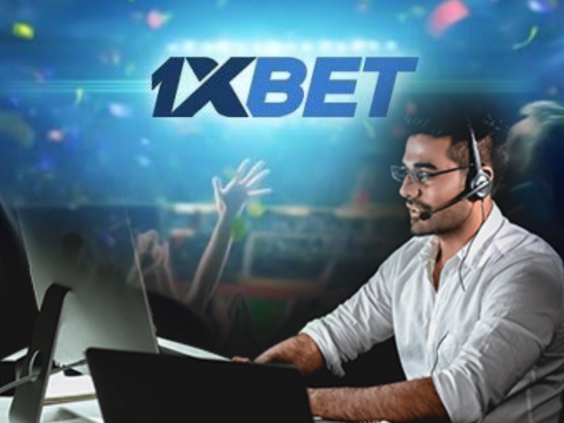 1xbet Customer support will help you to solve any bettin-related problems.