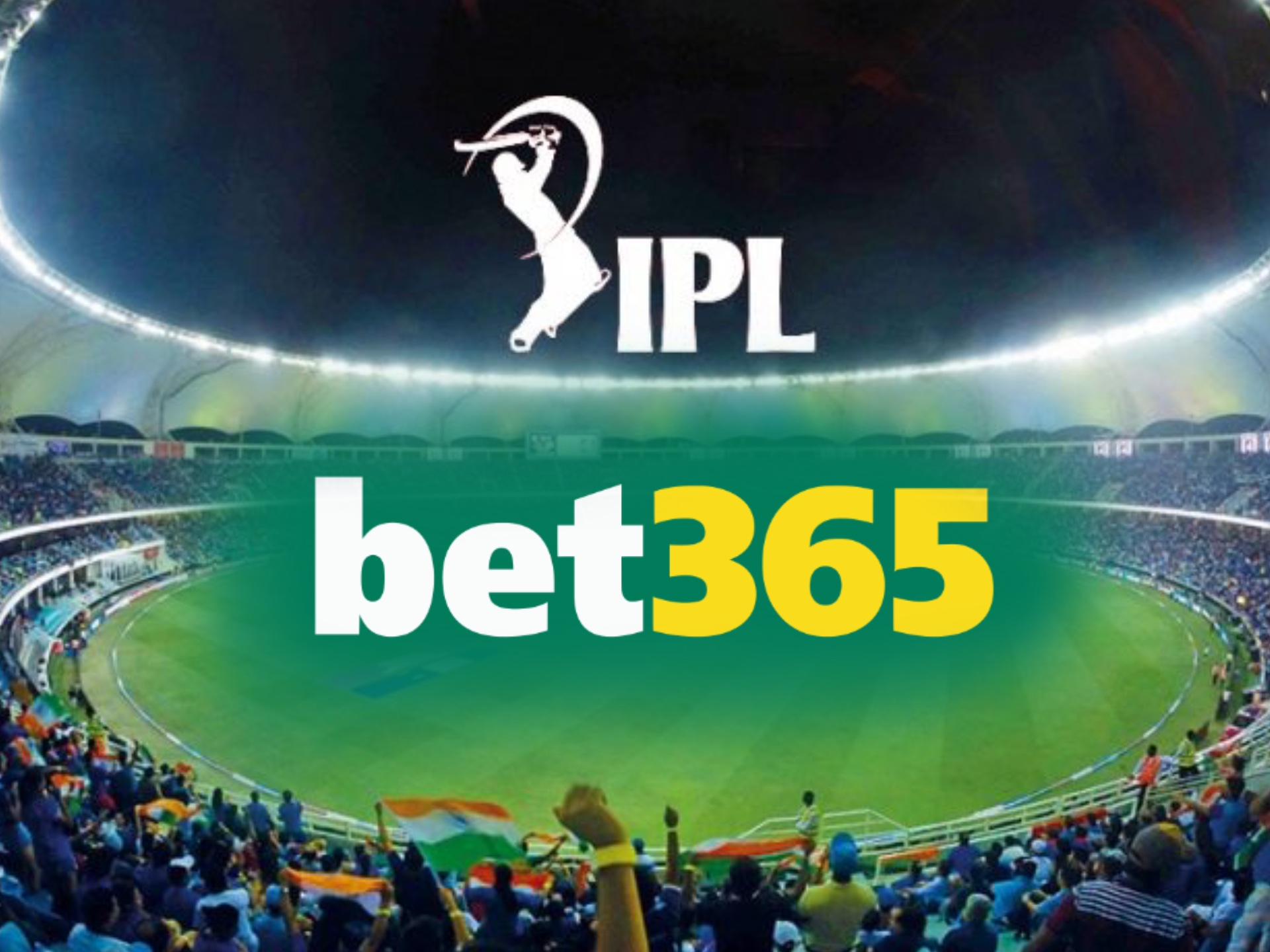 Receive bet365 welcome bonus and spend it on IPL bets.