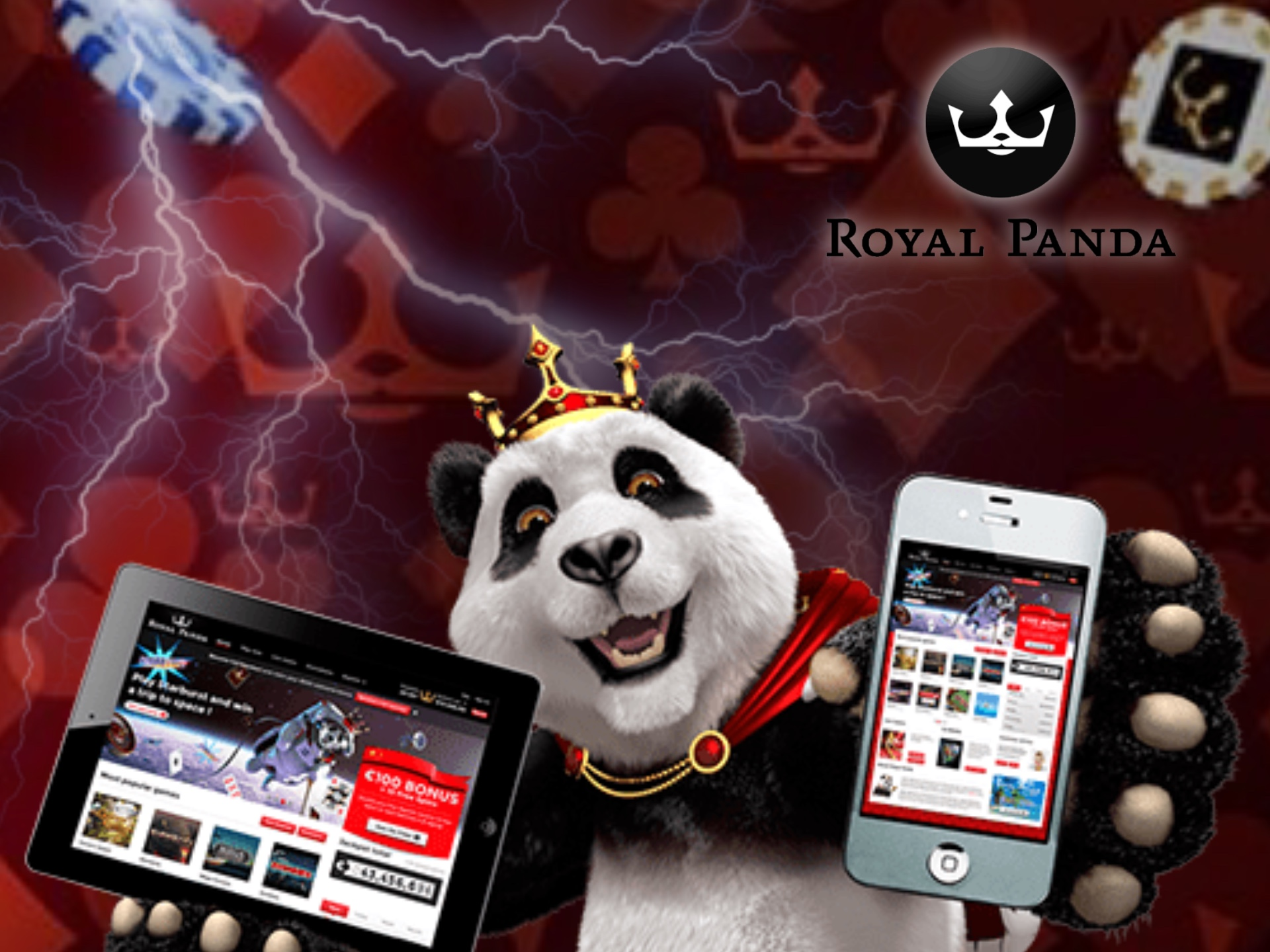 Royal Panda mobile app has a user-friendly interface and is easy to use.