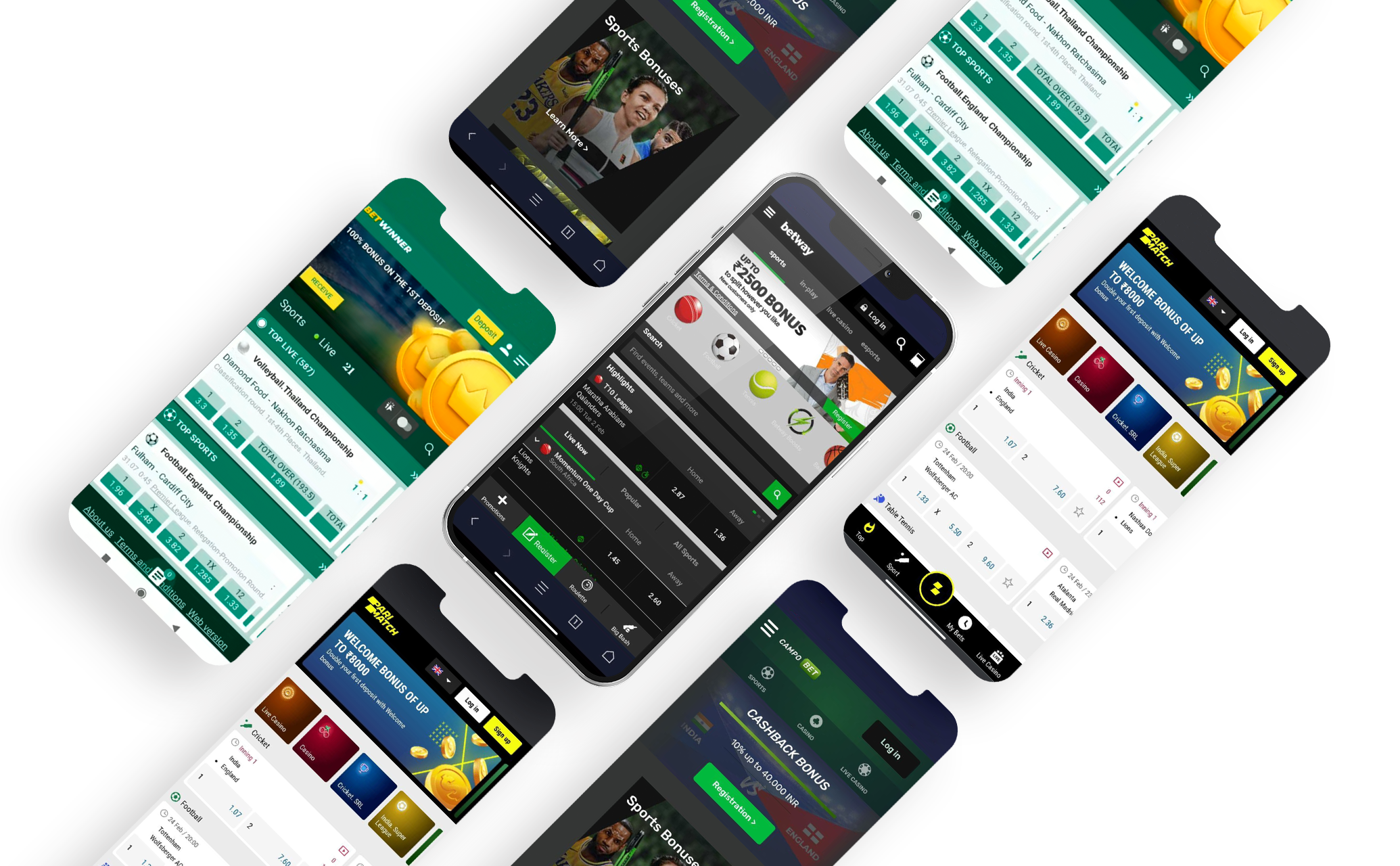 Choose the best app for online cricket betting from the list of the best sites according to experts.