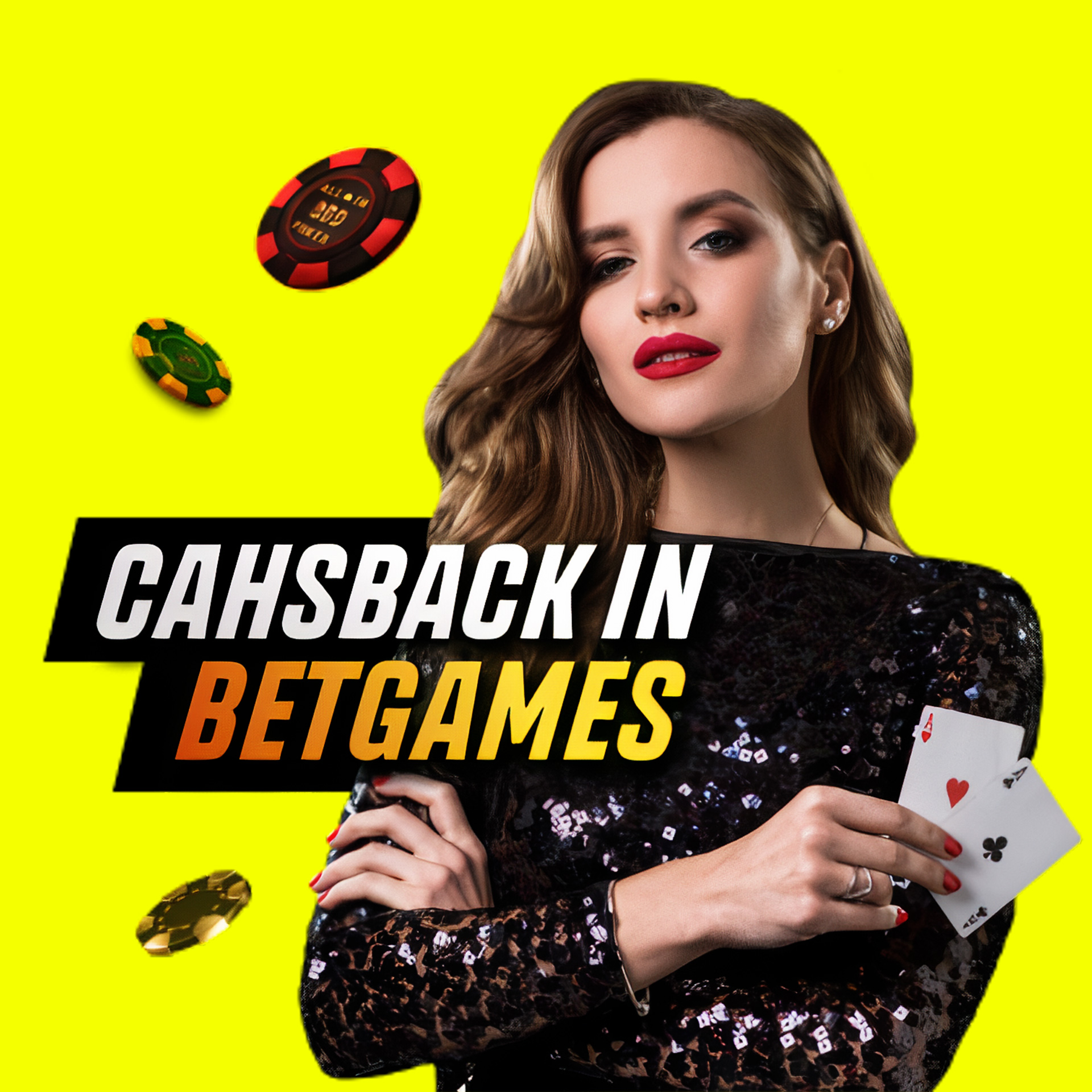 The more money you spend on betting or gamblin, the bigger cashback you'll get from Parimatch.